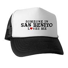 San Benito: Loves Me Trucker Hat