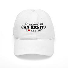 San Benito: Loves Me Baseball Cap