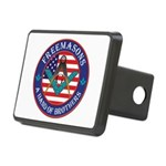Masons Band of Brothers Rectangular Hitch Cover
