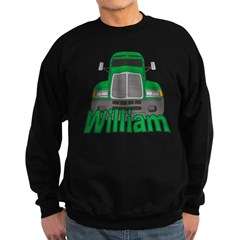 Trucker William Sweatshirt