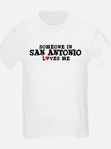 San Antonio: Loves Me Kids T-Shirt