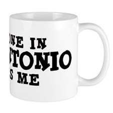 San Antonio: Loves Me Mug
