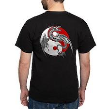 Tai Chi Chuan & Yin Yang Dragon T-Shirt