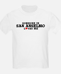 San Anselmo: Loves Me Kids T-Shirt
