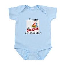 Future Grillmaster Onesy