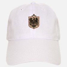 German Imperial Eagle Distressed Baseball Baseball Cap