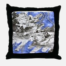 Exteme Throw Pillow