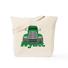 Trucker Wyatt Tote Bag
