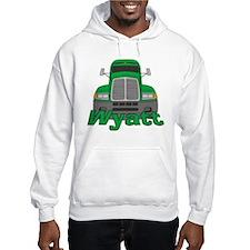 Trucker Wyatt Hoodie