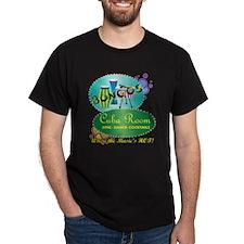 BONGOS CUBA ROOM RETRO 50S NIGHTCLUB T-Shirt