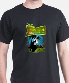 TIKI CLUB RETRO 50S NIGHTCLUB T-Shirt