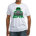 Trucker Erik Fitted T-Shirt
