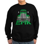 Trucker Erik Sweatshirt (dark)