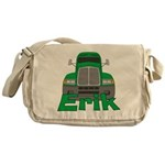 Trucker Erik Messenger Bag