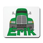 Trucker Erik Mousepad