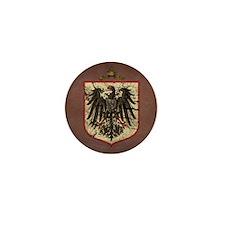 German Imperial Eagle Distressed Mini Button (10 p