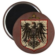 German Imperial Eagle Distressed Magnet