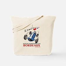 Grand Prix Bordeaux Tote Bag