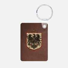 German Imperial Eagle Distressed Keychains
