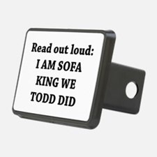I Am Sofa King Re Todd Did Hitch Cover