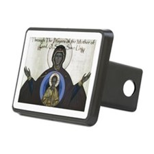 Mother of God Hitch Cover