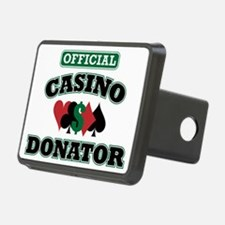 Official Casino Donator Hitch Coverle)