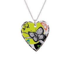 OYOOS Butterfly design Necklace