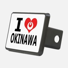 Cute Okinawa Hitch Cover