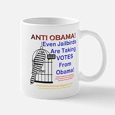 Anti Obama: 001 Mug