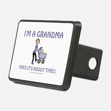 I'm A Grandma Hitch Cover