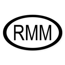 Mali Car Sticker / Decal (Oval)