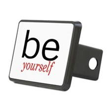 Be Yourself Hitch Cover