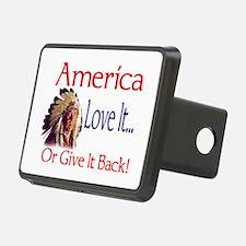 America Hitch Cover