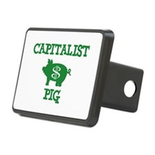 EVIL CAPITALIST PIGS! Hitch Cover