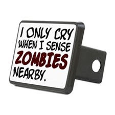 'Zombies Nearby' Hitch Coverle)