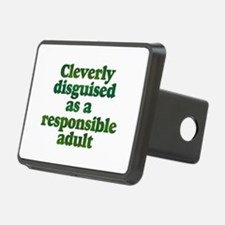 cleverly disguised as a respo Hitch Cover