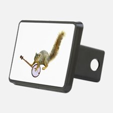 Squirrel with Banjo Hitch Cover