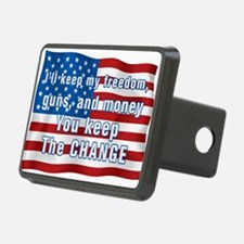 Keep The Change Hitch Cover
