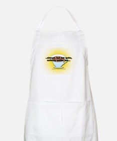 ALMOST UNLIKE TEA BBQ Apron