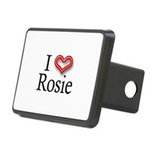 I Heart Rosie Hitch Cover