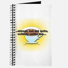 ALMOST UNLIKE TEA Journal