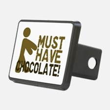 Must Have CHOCOLATE! Zombie Hitch Cover