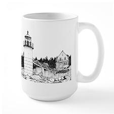 Marshall Point Lighthouse, Port Clyde, Maine Mug