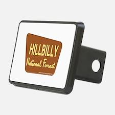 Hillbilly Rectangular Hitch Coverle)