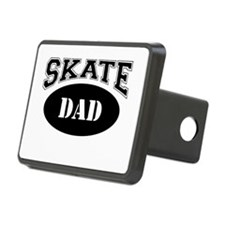 Unique Ice skating Hitch Cover