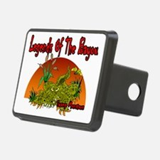 SWAMP MONSTERS Rectangular Hitch Coverle)