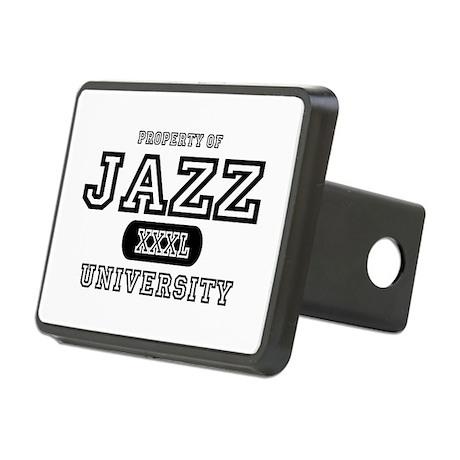 Jazz University Rectangular Hitch Cover