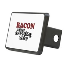 Bacon Makes Everything Better Hitch Cover