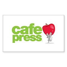 CafePress Teachers Day Decal