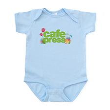 CafePress Easter Infant Bodysuit